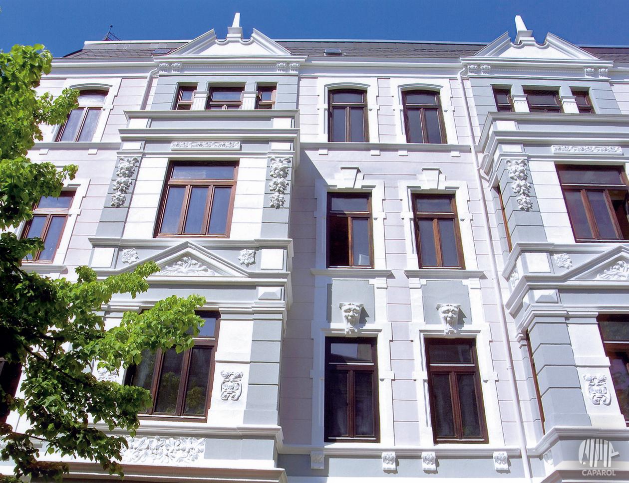 historische - fassade - bossensteine - silikat